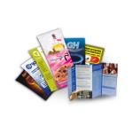 Full color leaflets